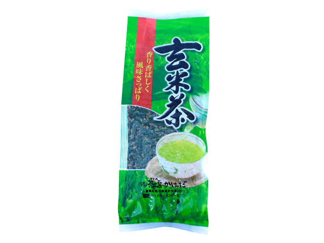 【国産玄米100%使用】玄米茶