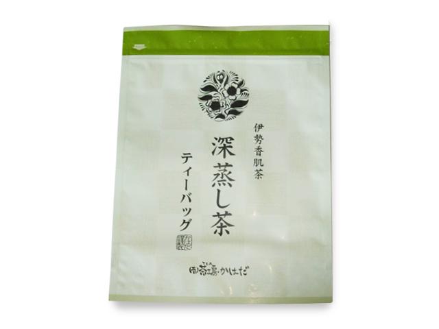 【お買い得!】高級深蒸し茶ティーバッグ大袋(5g×75P)【水出しOK!】