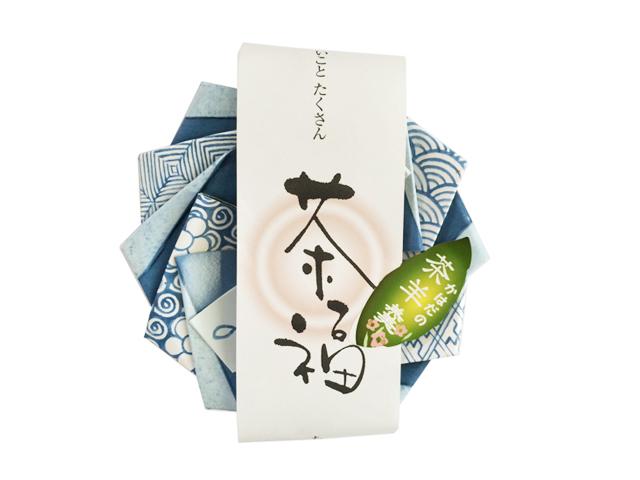 【お茶屋の和菓子】ほうじ茶羊羹・緑茶羊羹(4個セット)