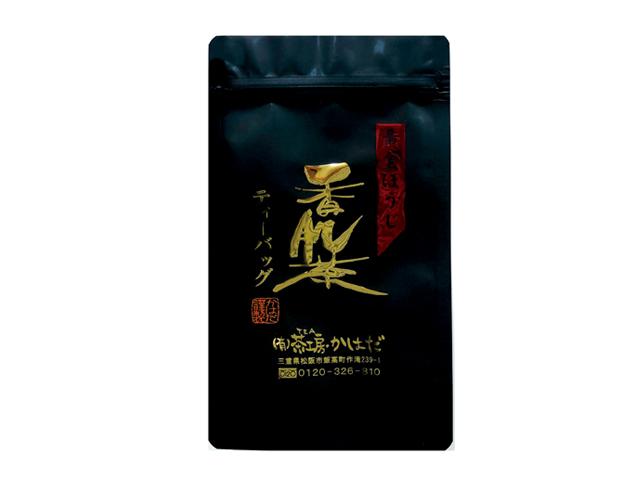 黄金ほうじ茶ティーバッグ(4g×15P)