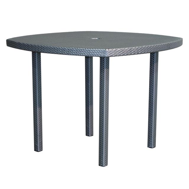 エイドリアン ダイニングテーブル 100 (ADRIAN-AL-0770-T100)