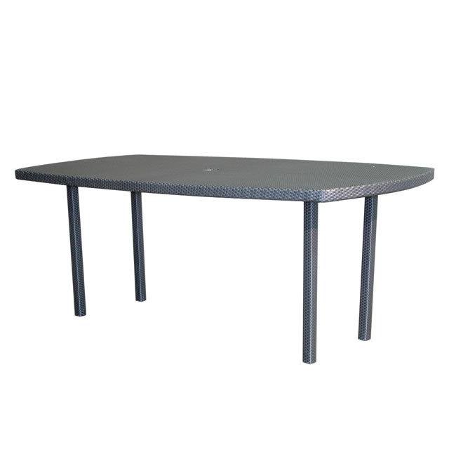 エイドリアン ダイニングテーブル 200 (ADRIAN-AL-0770-T200)