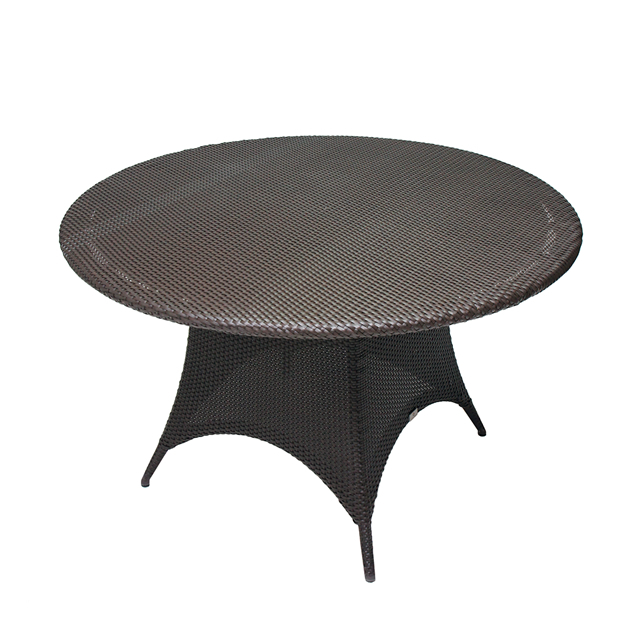 アンジェ ラウンドダイニングテーブル120 (ANGE-AL-1535-RT120)