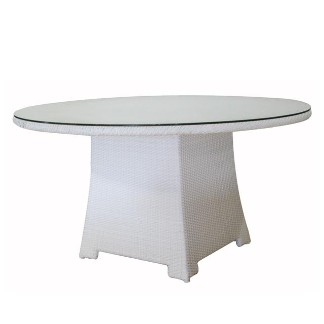 ビミニ ダイニングテーブル 122 (BIMINI-AL-0855-T48)