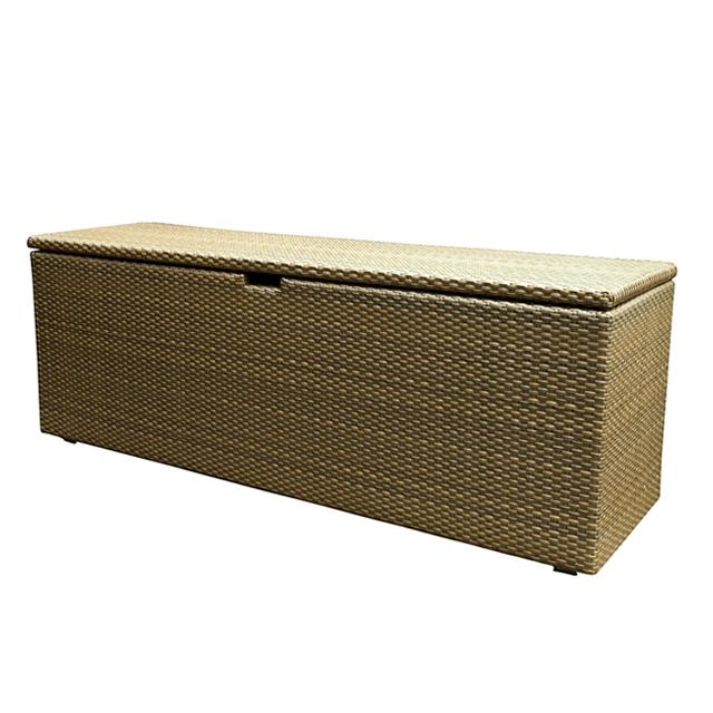 デュラウェララタンの収納ボックスベンチ(BOX-BENCH)