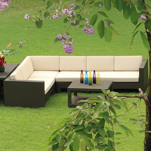 ブリーズ ガーデンソファーセット (BRZ-ST4)