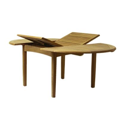 ドーチェスター ラウンドエクステンションテーブル(DOR-130-130-195)