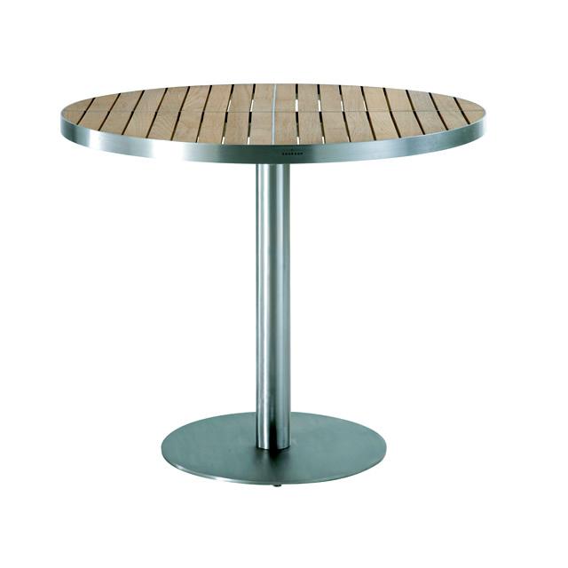 キュイール ラウンドダイニングテーブル (CUIRE-GKF8702HL)