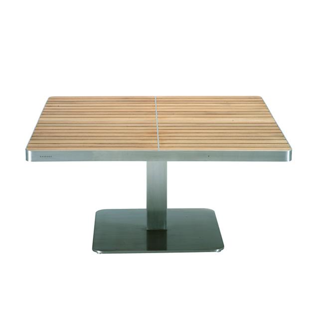 キュイール スクエアコーヒーテーブル (CUIRE-GKF8703HL)