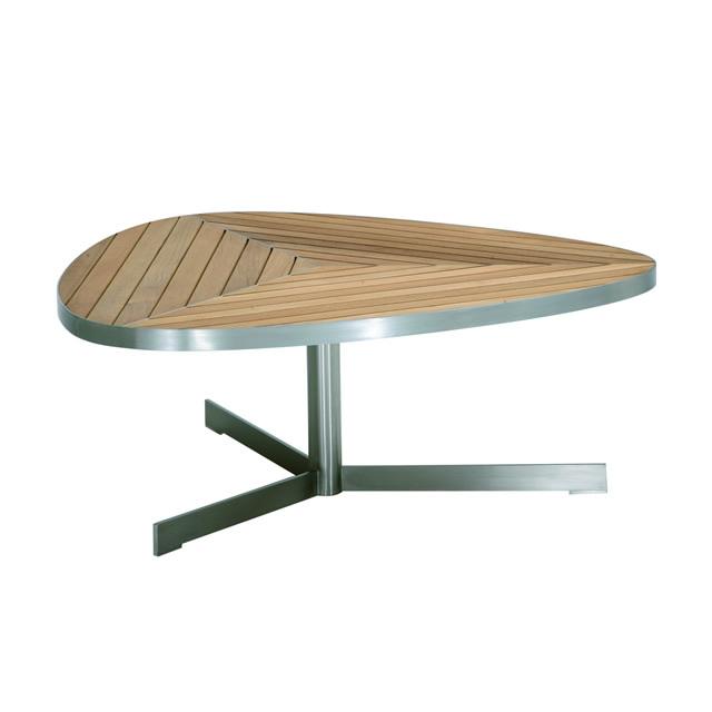 キュイール トライアングルコーヒーテーブル (CUIRE-GKF8705HL)