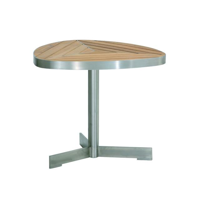 キュイール トライアングルサイドテーブル (CUIRE-GKF8708HL)
