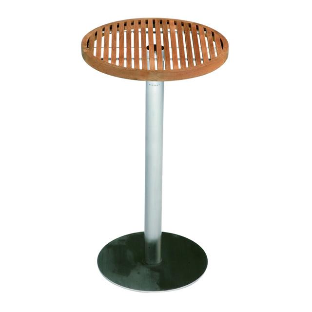 リール ラウンドカウンターテーブル (LILLE-GBO8123HL)