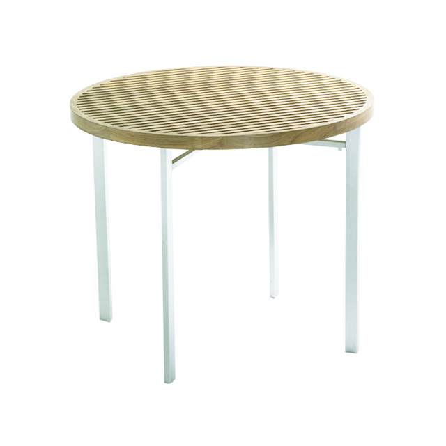 リール ラウンドサイドテーブル (LILLE-GBO8120HL)