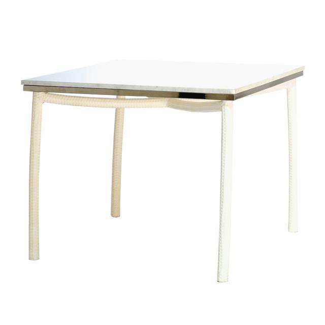 ミング 大理石ダイニングテーブル (MING-AL-12108-T)