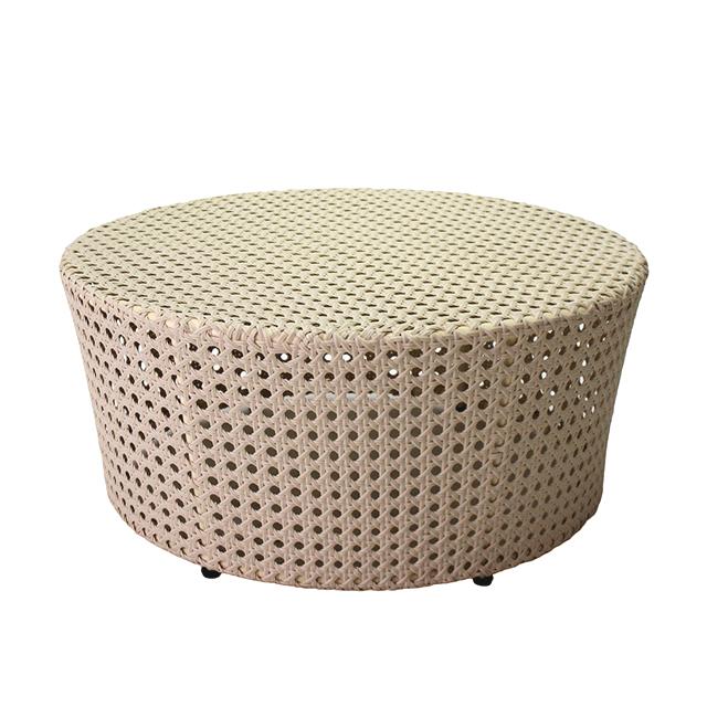 モーゼル ラウンドコーヒーテーブル (MOSELLE-AL-1540-CTR)