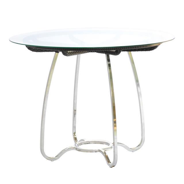 ミュシャ ダイニングテーブル (MUCHA-SAL-0886-RT-RLEG)