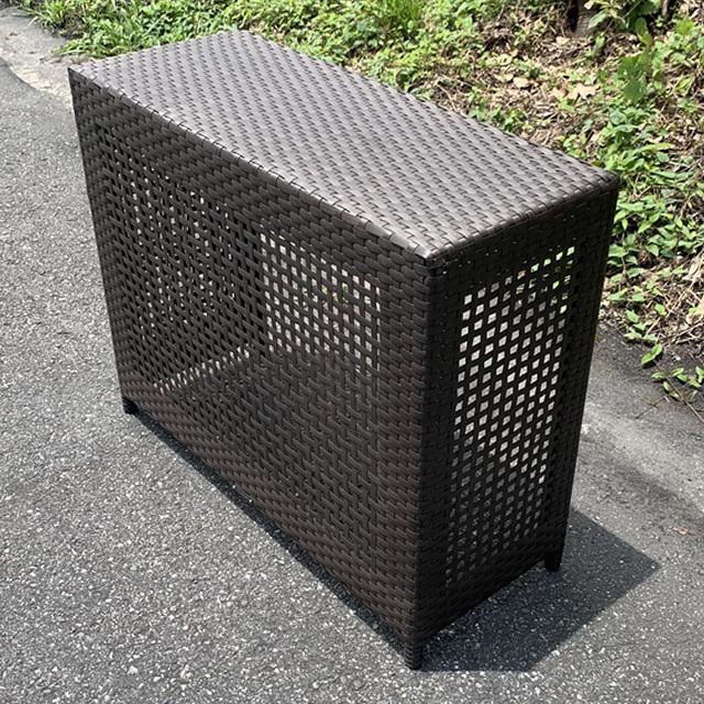 【展示品】 デュラウェアラタンのエアコン室外機カバー