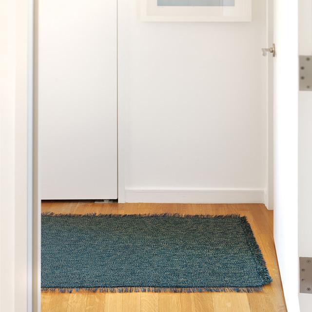 屋外用デザイナーズ ラグマット「マーケットフリンジ」 74×183 chilewich(チルウィッチ) (MFRINGE-74183)