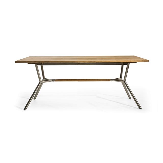 リーフ ダイニングテーブル 180 (REEF-FAEOA6-180-100-TT)
