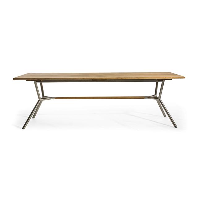 リーフ ダイニングテーブル 240 (REEF-FAEOA6-240-100-TT)