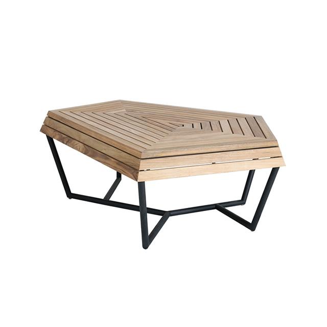 セイン チーク コーヒーテーブル(Mサイズ) (SAIN-TEAK-GSF8552PDC)