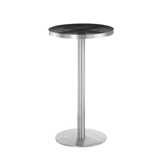 セーヌ ラウンドカウンターテーブル (SEINE-GSU8807HL)