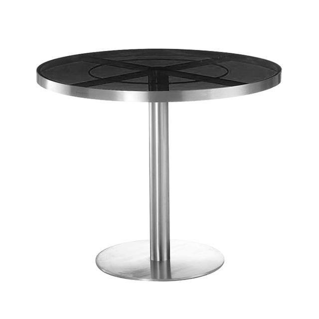 セーヌ ラウンドダイニングテーブル (SEINE-GSU8802HL)