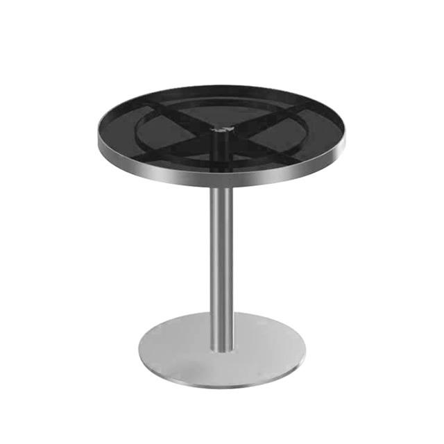 セーヌ ラウンドサイドテーブル (SEINE-GSU8808HL)
