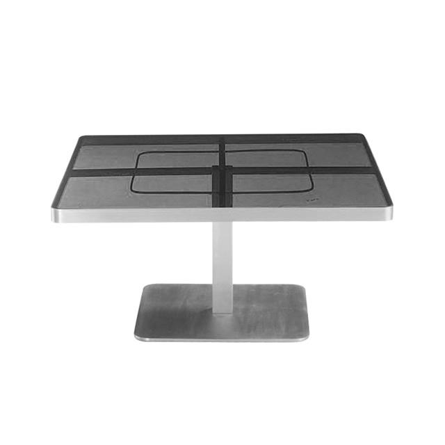 セーヌ スクエアコーヒーテーブル (SEINE-GSU8803HL)