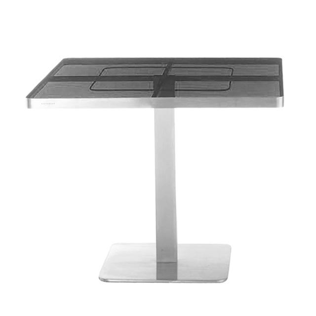 セーヌ スクエアダイニングテーブル (SEINE-GSU8801HL)
