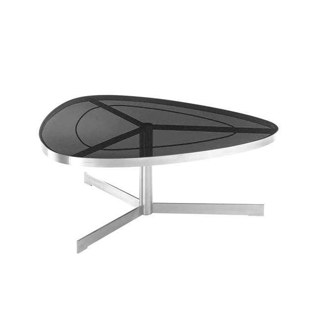 セーヌ トライアングルコーヒーテーブル (SEINE-GSU8805HL)