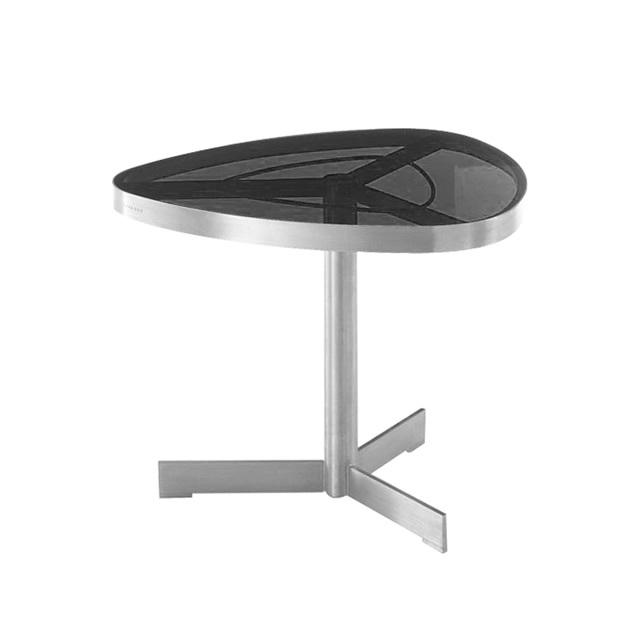 セーヌ トライアングルサイドテーブル (SEINE-GSU8809HL)