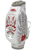 Caddie Bag 2013 Kabuki Mask