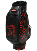 Caddie Bag 2016 7Point Crown Red
