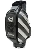 Caddie Bag 2017 Caution Stripe Gray&White