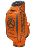 Caddie Bag Circle T Orange