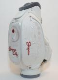Caddie Bag Painters Palette White