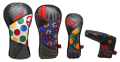 Patchwork Headcover SET-4