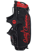 Stand Bag Black&Red