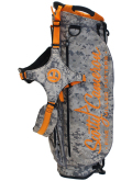 Stand Bag Camo&Orange