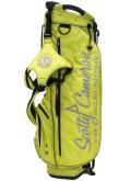 Stand Bag Lime&Grey&Black