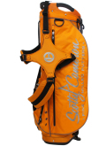 Stand Bag Orange&Black&gray