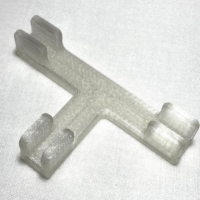 飛沫感染防止パネル 連結部品 T字 ジョイント 5ミリ対応