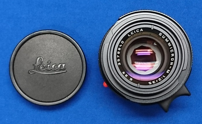 送料無料! Leica(ライカ)SMMICRON-M(ズミクロン) 35mm F2 E39