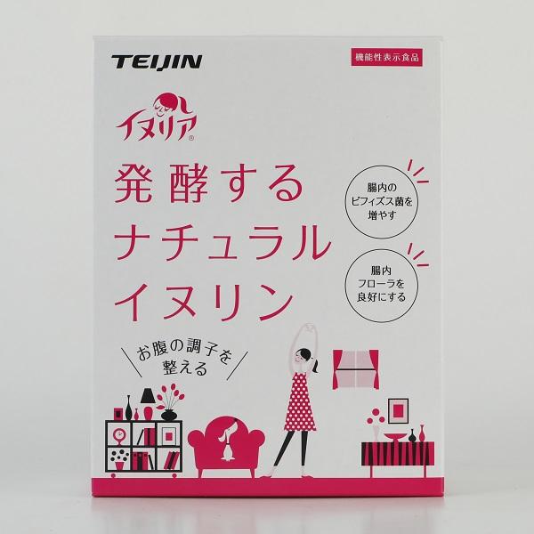 【定期でお届け】発酵する食物繊維(イヌリア®) 4箱セット