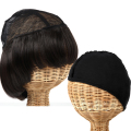 医療用 髪の毛付き ウィッグ帽子 ウィッグに見える帽子 ショート インナーキャップのセット w-03_2set