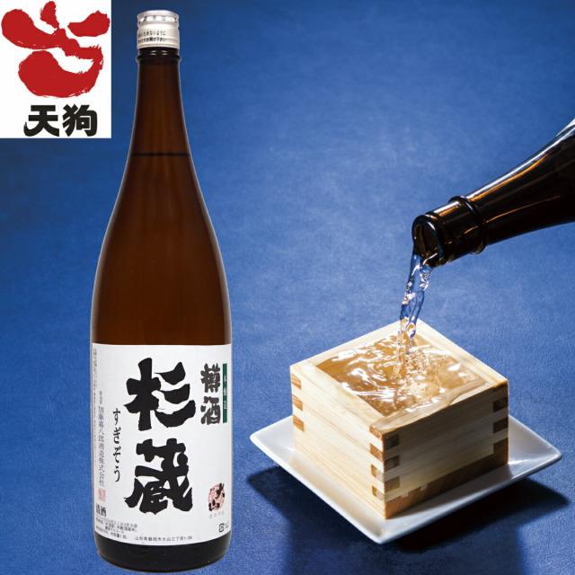 日本酒 大山 杉蔵 一升瓶 1800ml