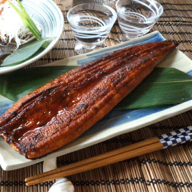 父の日特売 鰻の長蒲焼き 4尾セット