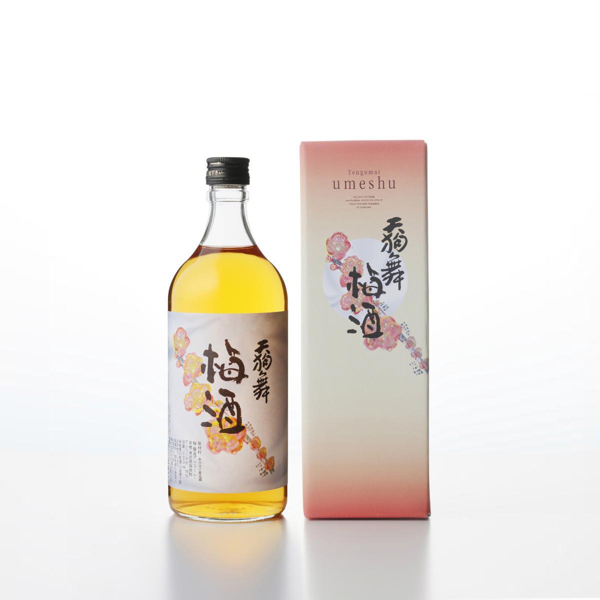 【人気ランキング第3位】天狗舞 梅酒