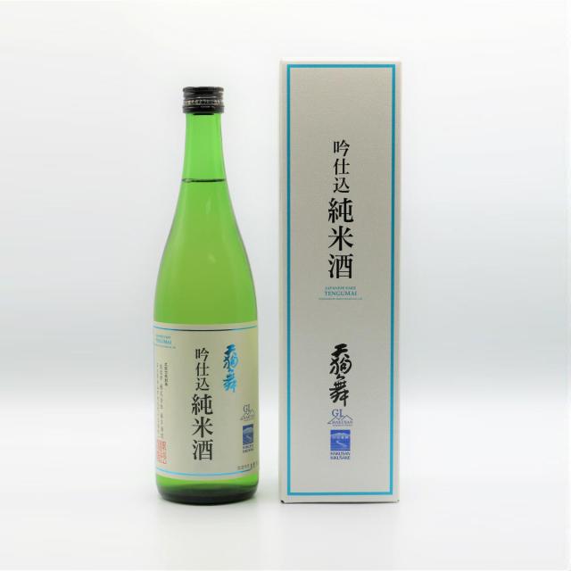 天狗舞 吟仕込純米酒 GI白山